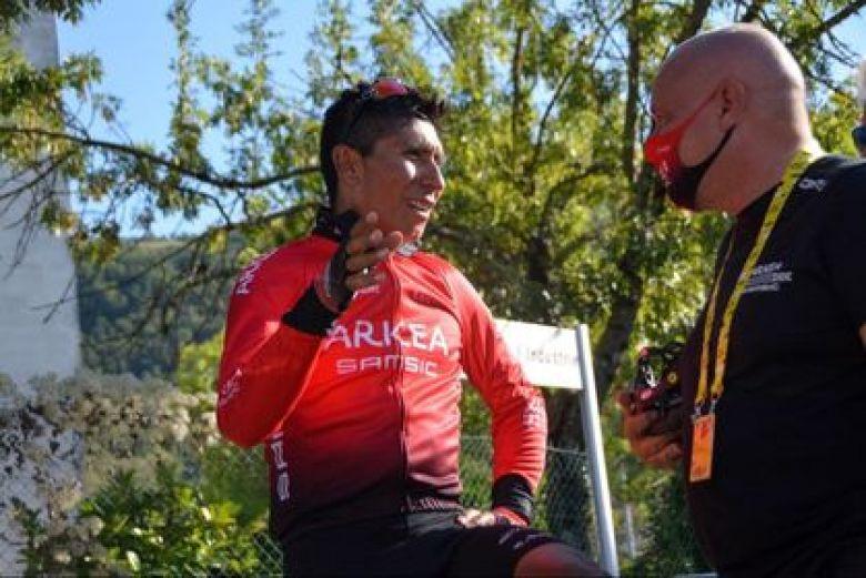Tour de France - Manu Hubert : «On compte nos coups de pédale... »