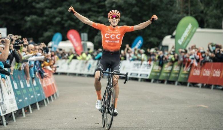 Tour de Hongrie - Attila Valter remporte l'étape reine et le général