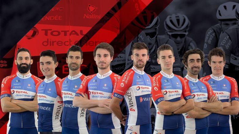Tour de France - Autour du Team Total Direct Energie... (3)