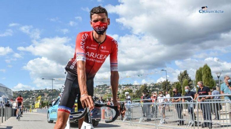 Tour de France - Barguil : «Une arrivée qui peut me correspondre»