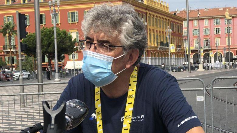 Route - Marc Madiot: «J'ai toujours eu la confiance et la sérénité...»