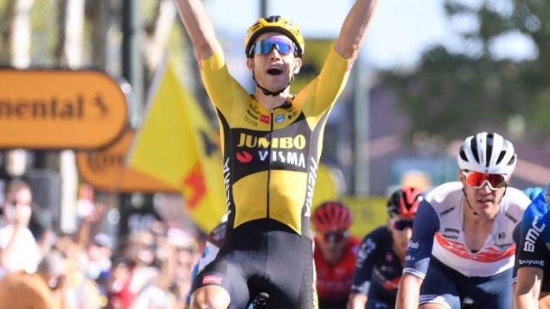 Tour de France - Van Aert récidive, Pogacar, Porte et Landa distancés