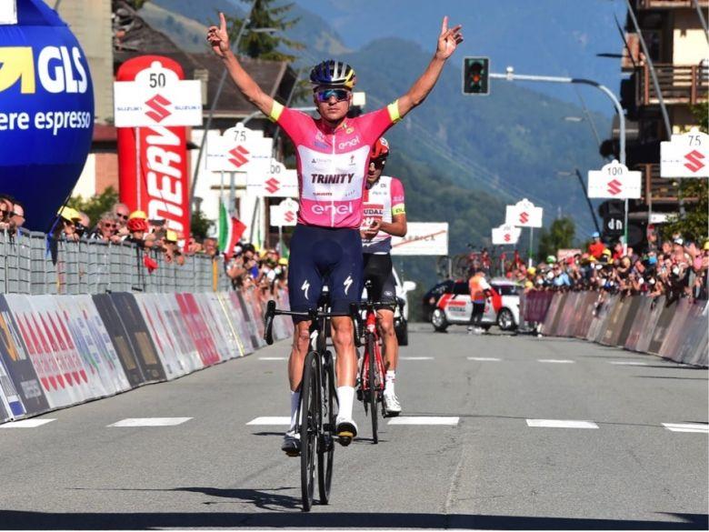 Tour d'Italie U23 - Tom Pidcock rafle l'étape reine et le général