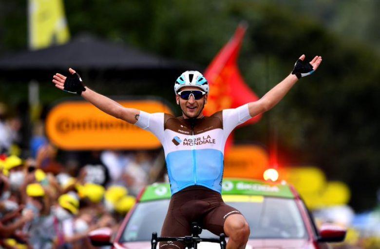 Tour de France - Nans Peters : «Zakarin descendait comme une chèvre»