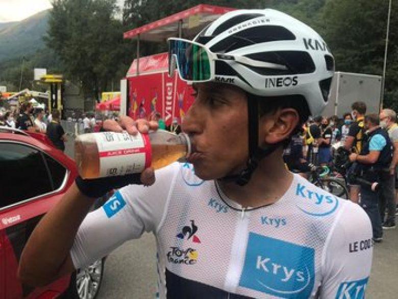 Tour de France - Bernal : «Ça devait être sympa à regarder à la télé»