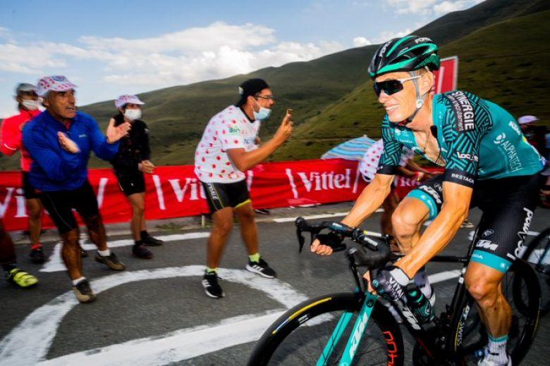 Tour de France - Pierre Rolland : «J'ai un peu plus de marge»