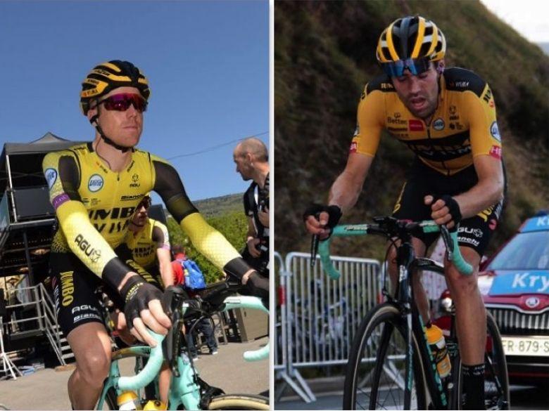Tour de France - Kruijswijk : «Pas un bon choix de sacrifier Dumoulin»
