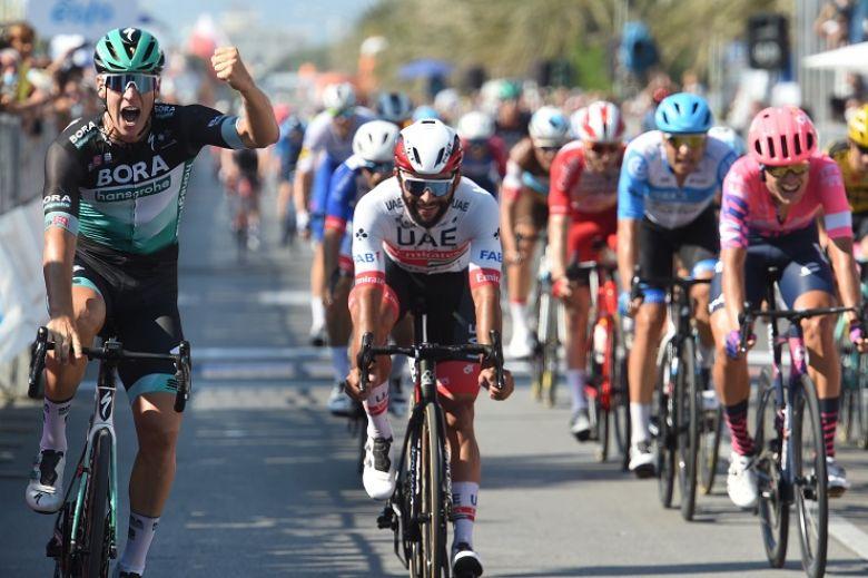 Tirreno-Adriatico - Fernando Gaviria, 2e : «Je n'ai rien pu faire»