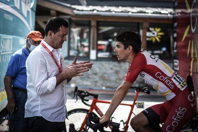 Tour de France - Guillaume Martin : «Je ne me moque pas du général»