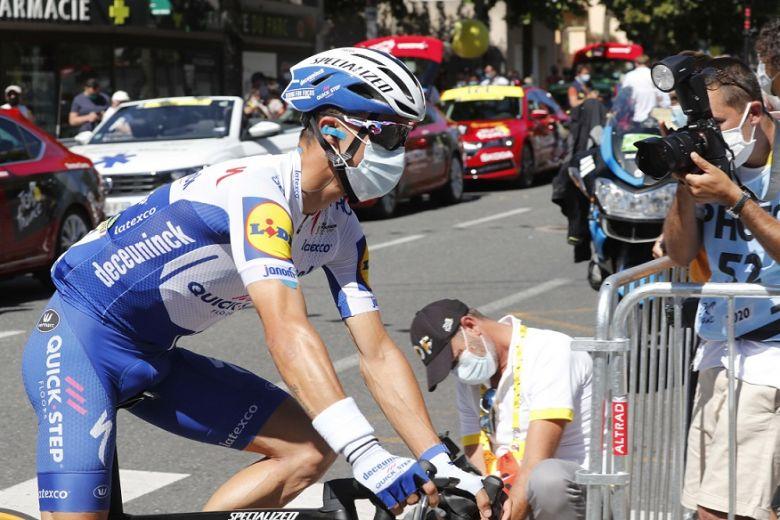 Tour de France - Alaphilippe attend les Alpes : «Je suis déterminé»