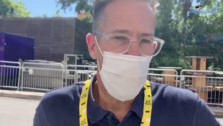 Tour de France - Jurdie et les tests Covid : «Comme pile ou face... !»
