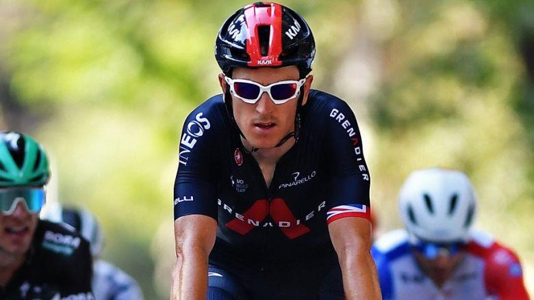 Tour de France - G. Thomas «ne voulait pas être un simple équipier»