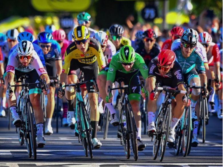 Tour de France - Caleb Ewan : «J'ai attendu que la porte s'ouvre»