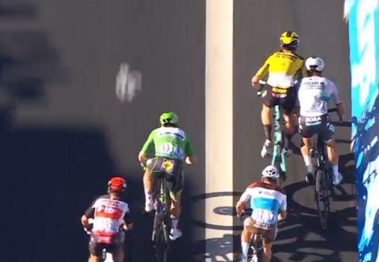 Tour de France - Initialement deuxième, Peter Sagan est déclassé !