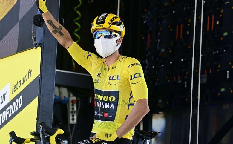 Tour de France - Primoz Roglic : «Je ne veux pas trop anticiper... »