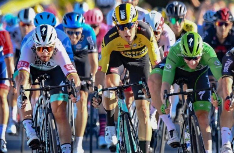 Tour de France - Van Aert : «Ce qu'a fait Sagan, c'était dangereux»