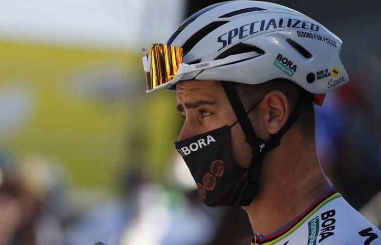 Tour de France - Peter Sagan : «Le seul en danger, c'était moi»