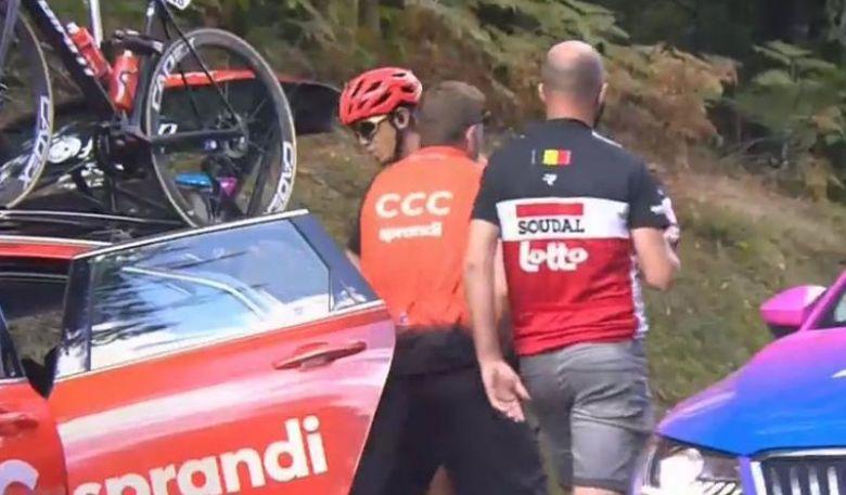 Tour de France - Blessé, Ilnur Zakarin quitte la route du Tour