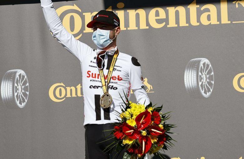 Tour de France - Hirschi : «Je ne pensais pas pouvoir aller au bout»