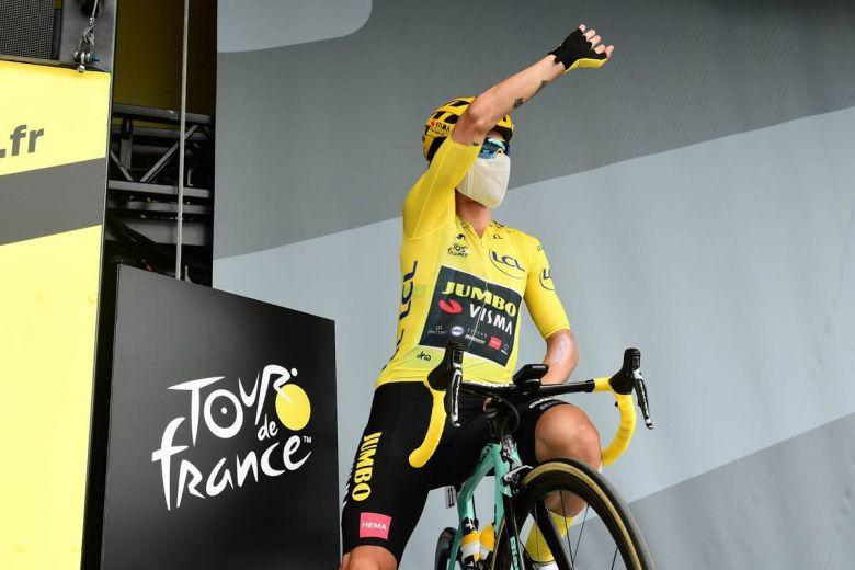 Tour de France - Roglic : «Ça n'avait rien d'une journée de repos»