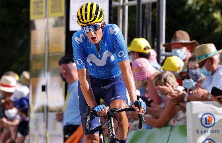 Tour de France - Marc Soler a tenté : «J'ai tout laissé sur la route»