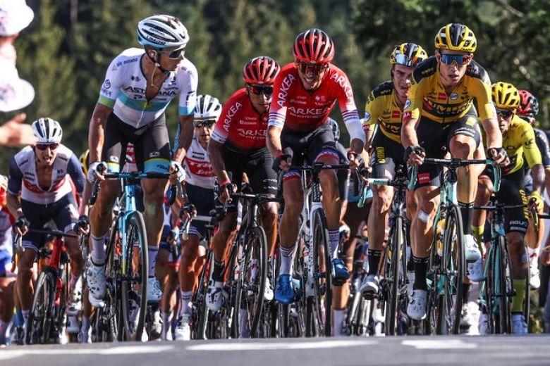 Tour de France - Quintana : «Le Puy Mary... une étape très importante»