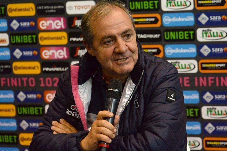 Tour d'Italie - Mauro Vegni n'appliquera pas le protocole du Tour