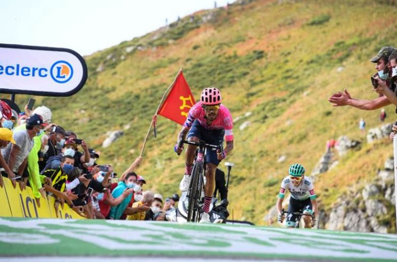 Tour de France - Martinez l'étape... Bernal, Bardet et Martin craquent