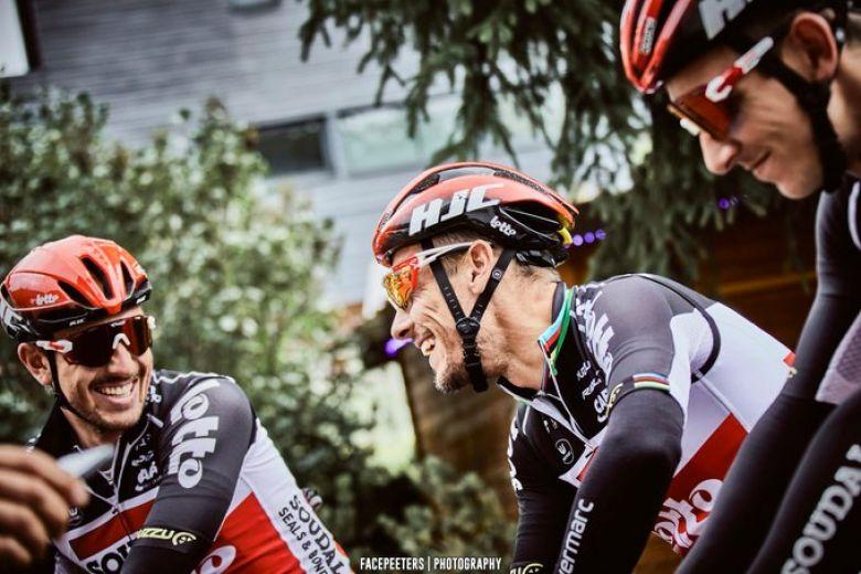Tour du Luxembourg - Lotto-Soudal avec Wellens, Gilbert et Degenkolb