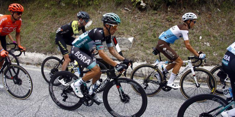 Tirreno-Adriatico - Rafal Majka : «J'ai dû laisser Simon Yates partir»