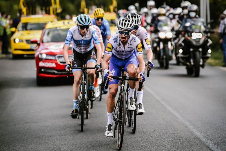 Tour de France - Alaphilippe : «Ça ne marche pas à tous les coups»