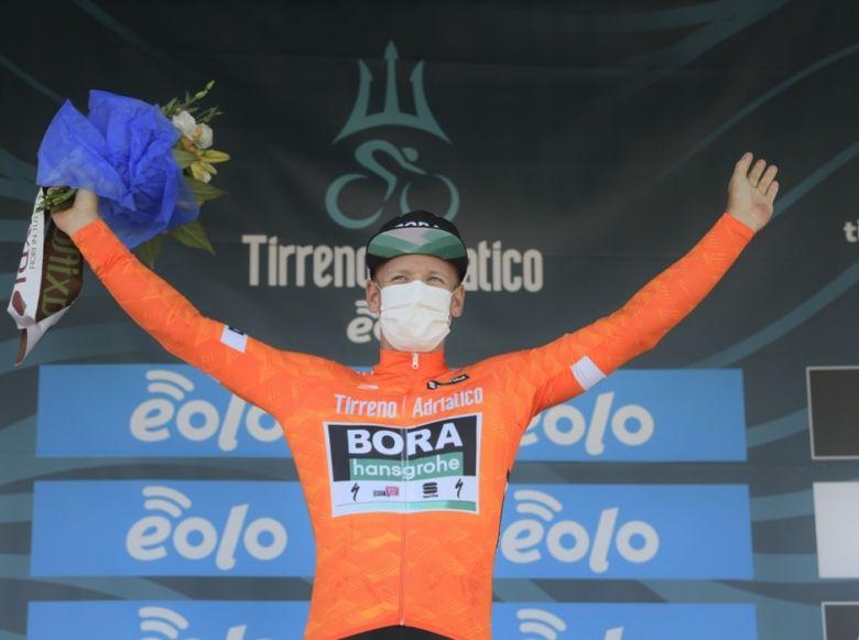 Tirreno-Adriatico - Pascal Ackermann, 2e : «J'étais un peu trop loin»