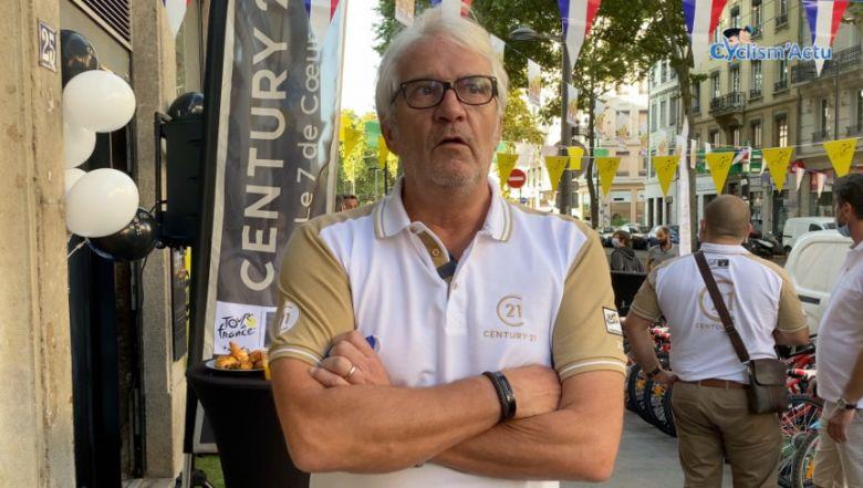 Tour de France - Monclar : «Je suis déçu du niveau des Français...»