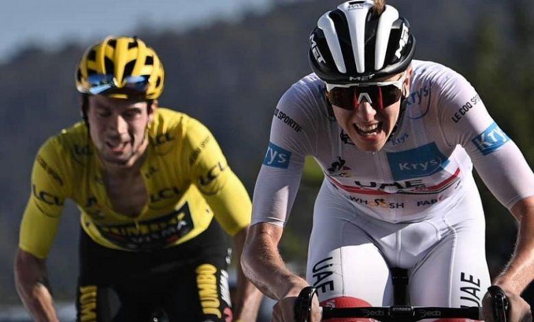 Tour de France - Pogacar devant Roglic, Egan Bernal perd le Tour !