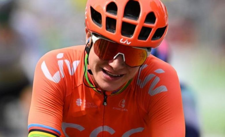Giro Rosa - Marianne Vos s'impose, Annemiek van Vleuten reste leader
