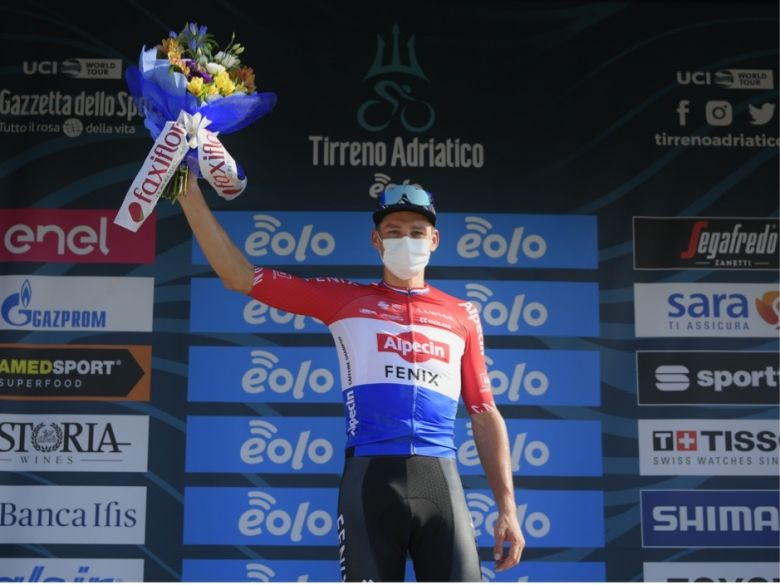 Tirreno-Adriatico - Van der Poel : «J'ai souffert dans le final»