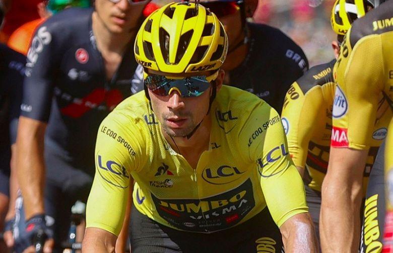 Tour de France - Primoz Roglic : «Je ne fais aucun cadeau à Pogacar»