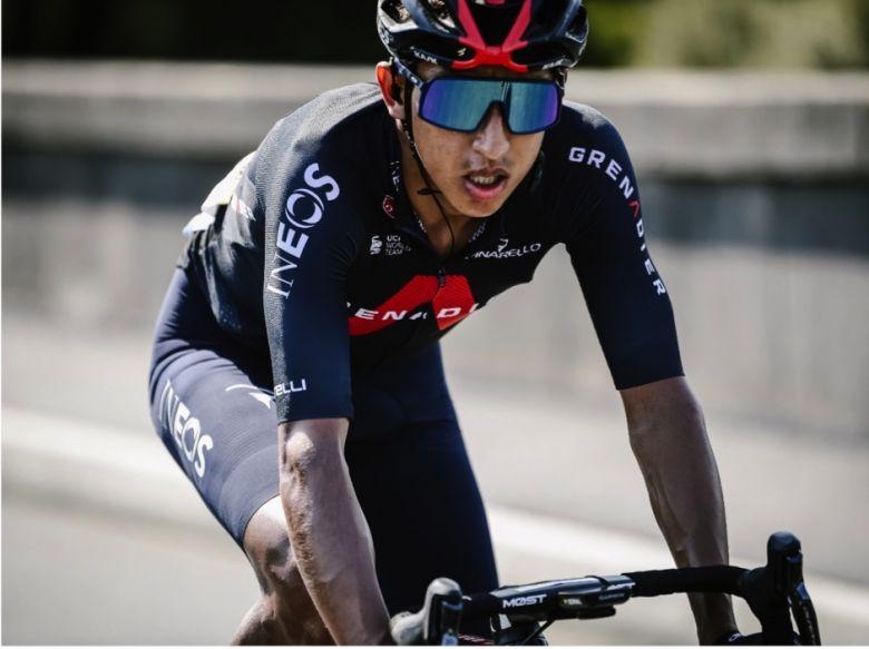 Tour de France - Egan Bernal : «Pas d'excuses, je n'ai pas les jambes»