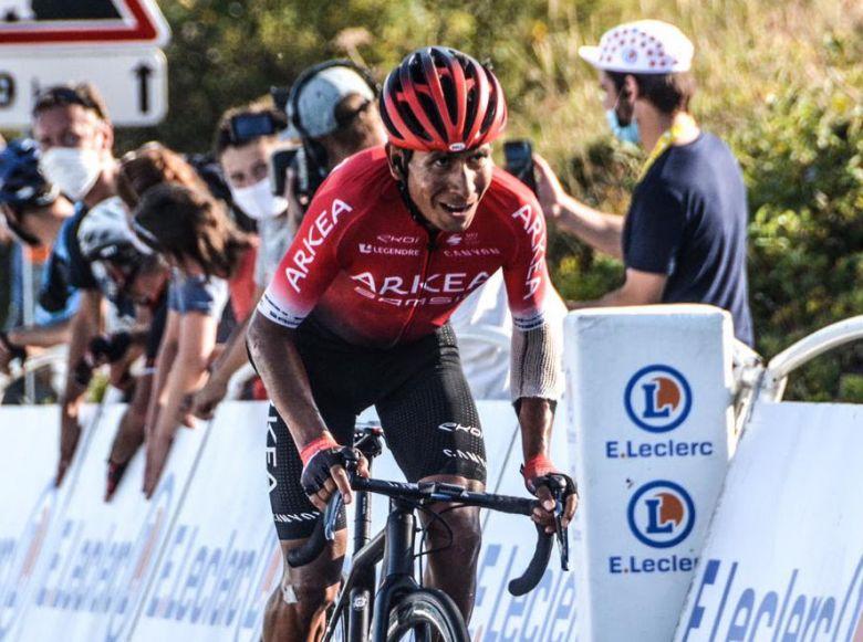 Tour de France - Quintana : «Je pensais pouvoir supporter la douleur»