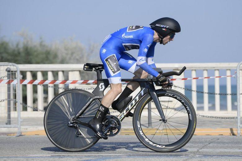 Tirreno-Adriatico- Le chrono pour Ganna le général pour Simon Yates