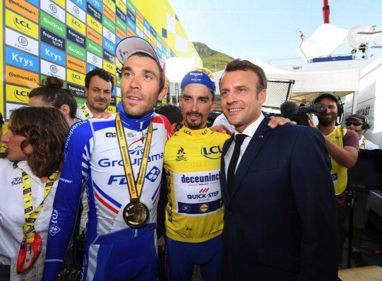 Tour de France - Emmanuel Macron présent ce mercredi sur la 17e étape