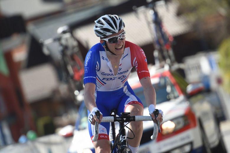 Tour de France - David Gaudu : «Ça monte trop vite pour nous...»