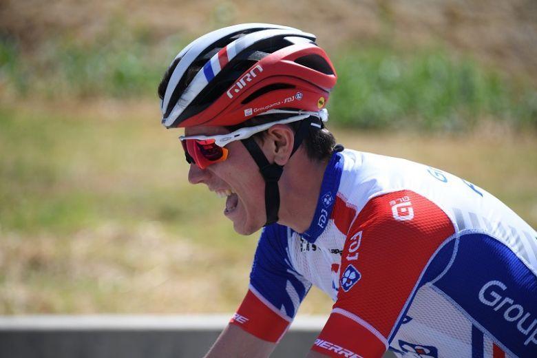 Tour de France - David Gaudu abandonne lors de la seizième étape