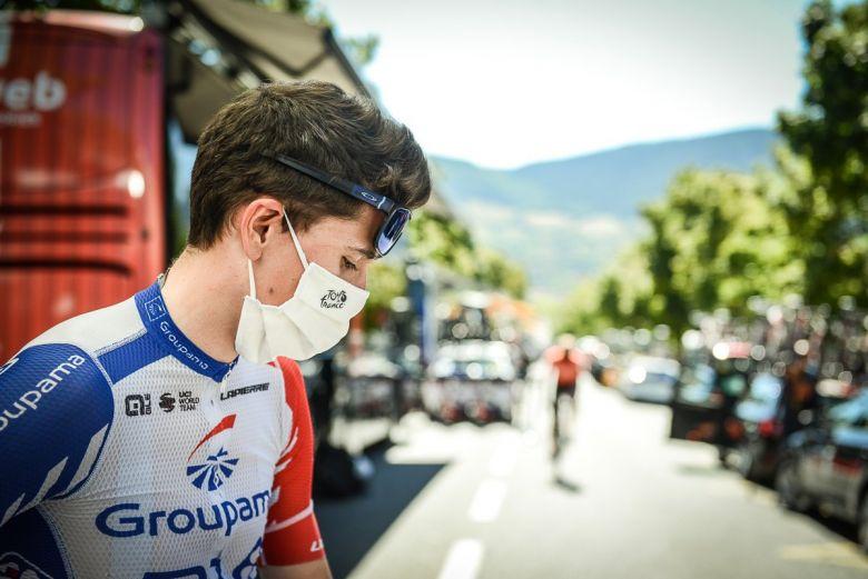 Tour de France - David Gaudu, du repos avant le Tour d'Espagne