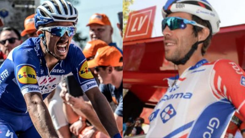 Mondiaux - Voeckler a choisi 13 coureurs dont Alaphilippe, Pinot...