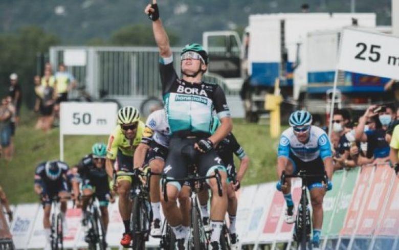 Tour de Slovaquie - La 1ère étape pour Martin Laas, Rudy Barbier 5e