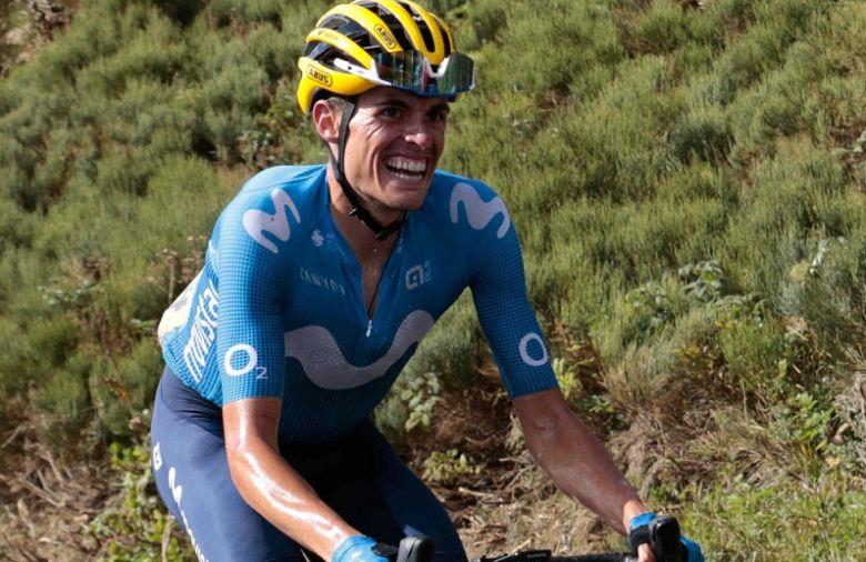 Tour de France - Enric Mas, 6e : «J'aurais aimé faire un peu mieux»