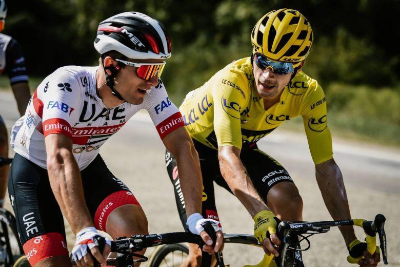 Tour de France - Primoz Roglic : «Je cherche toujours à gagner !»
