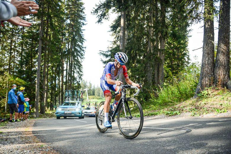 Tour de France - Valentin Madouas : «L'un des cols les plus durs»