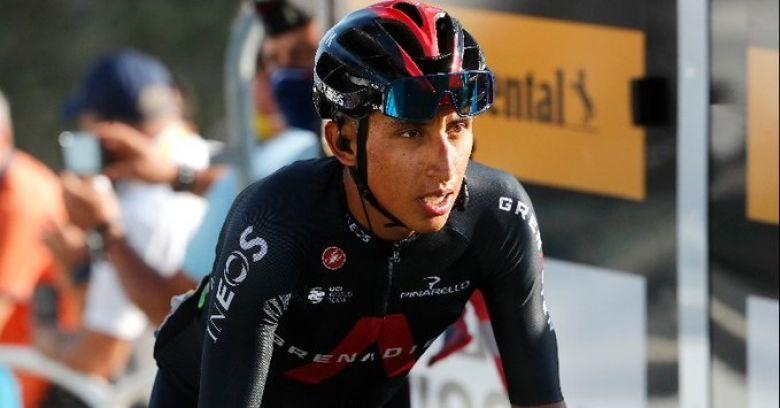 Tour de France - Egan Bernal : «J'ai poussé mon corps à la limite»